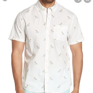 Michael Bastian short sleeve 🐦 shirt new with tag